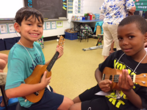 Summer Camp with Arts Alive