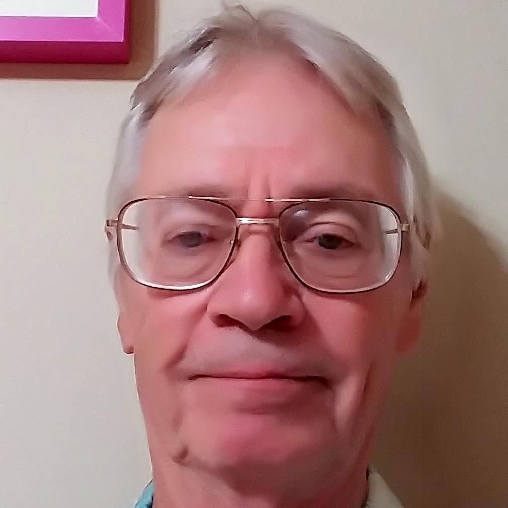 James (Jim) Parrett • Visual Arts Committee Co-Chair
